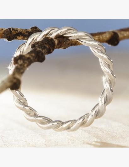 Gekordelte Ringe
