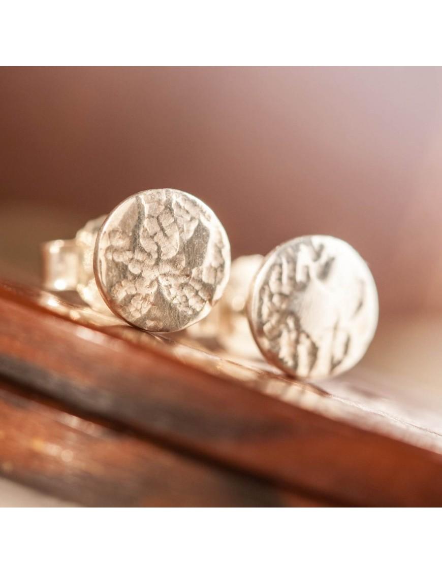 Spitzen-Ohrringe poliert