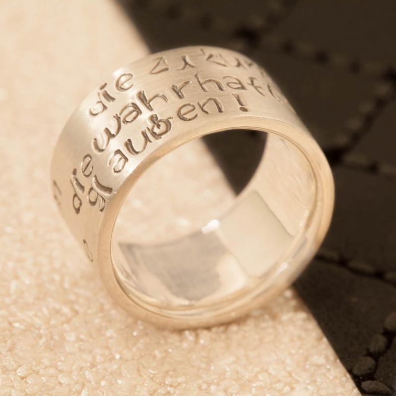 Spruch Ring